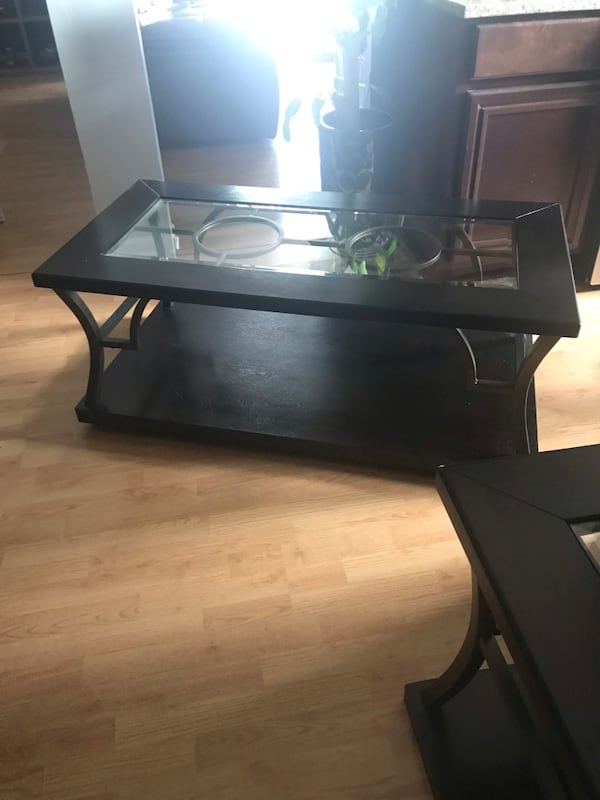 Set of 3 coffee table  1