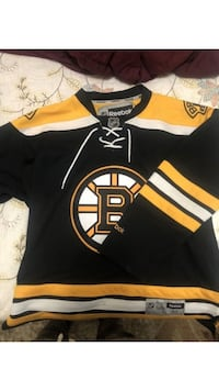 AUTHENTIC REEBOK NHL BOSTON BRUINS JERSEY SZ M Toronto, M6A 1C2