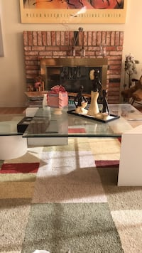 Glass Living Room Table San Diego, 92114