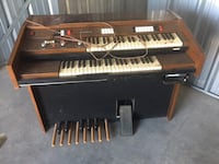 brown and black upright piano Columbus, 43110