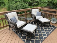 Patio furniture set Leesburg, 20175