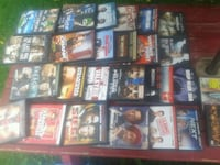 26 dvds Langley Township