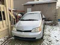 2002 Toyota Echo with air conditioning Vaudreuil-Dorion