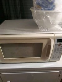 white and black microwave oven Huntsville, 35816
