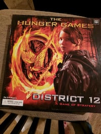 Hunger Games board games