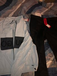 Hugo boss jacket and pants