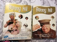 Benny hill dvds collection  Union City, 07087