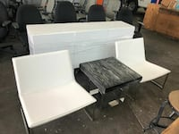 Luxury White Chairs and Table Santa Clara, 95050