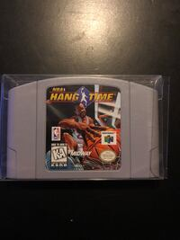 NBA Hang Time N64 Edmonton, T5B 4W8