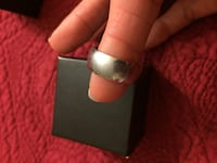 Men's tungsten carbide size 6 ring for wedding or style  Haverhill, 01830