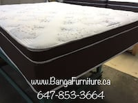 DIRECT CANADIAN MATTRESS FACTORY! Mississauga