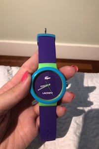 Lacoste watch London, N6G 2L2