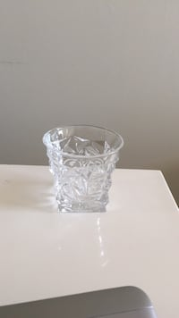Set of 4 glass whiskey tumblers Arlington, 22201