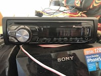 Pioneer CD player with usb like new Huntsville, 35810