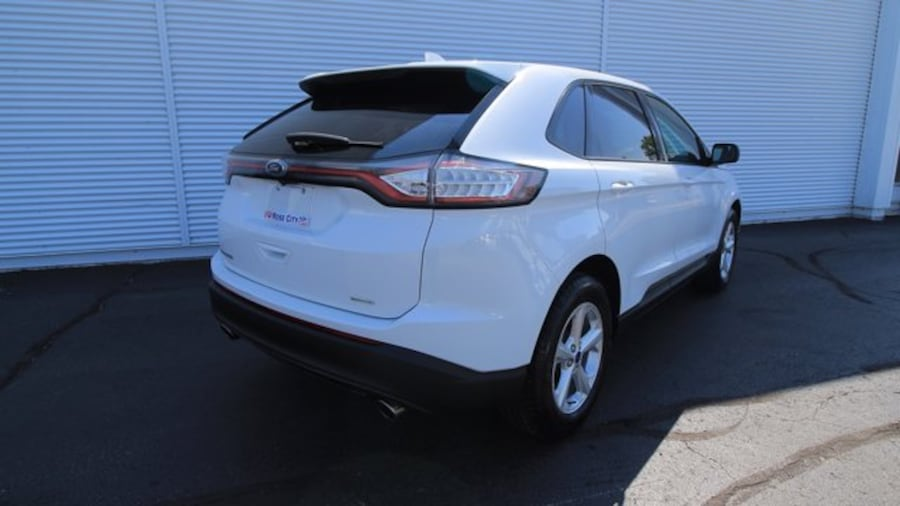 2018 Ford Edge SE / ACCIDENT FREE / BACK UP CAM / ONE OWNER / CLO 17