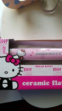 Hello Kitty ceramic flat iron. New Des Moines, 50320