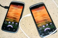 2, T-mobile HTC ONE S like new. With Sim adaptor Falls Church, 22042