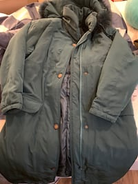 gray button-up jacket null, L2G 0A6