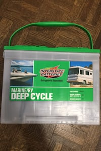 Boat and Rv Battery  Edmond, 73013