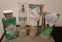 Bath and body works items  Barrie