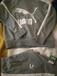gray and white Nike pullover hoodie Fresno, 93706