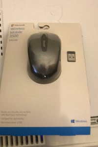 Microsoft 3500 Wireless Mobile Mouse New