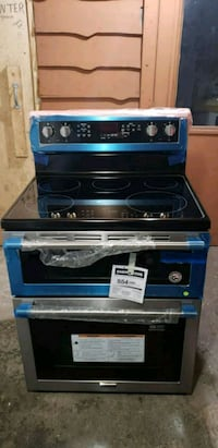 "30"" SS Maytag Double oven -Brand new with warranty Toronto, M9N 3E4"