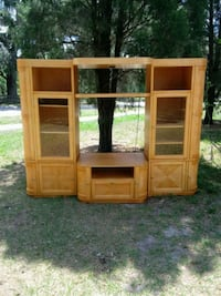 Entertainment center  Fort Meade