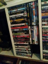 assorted DVD movie cases collection Oak Grove, 42262