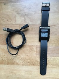Pebble smart watch. Receive messages,calls, music control, games, apps Winchester, 22601