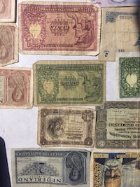 Used Old Currency Note From 1940s 1950s For Sale In