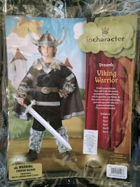 DELUXE Boys Viking Warrior Costume Fairfax, 22030