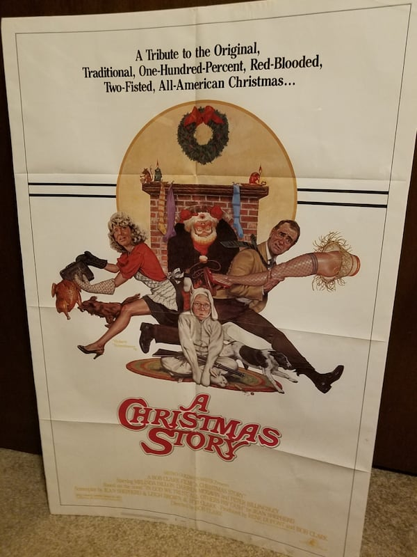 Movie poster: A Christmas Story 1