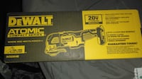 DEWALT ATOMIC 20V MAX Brushless Oscillating Tool (Tool Only) London