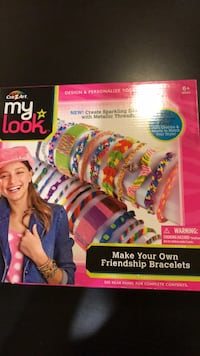Friendship bracelets kit Gaithersburg, 20879