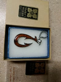 Sterling silver Maui hook Albuquerque, 87109