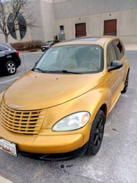 Chrysler - PT Cruiser - 2002 Laurel, 20707