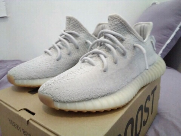 d8169a5e58f Used Yeezy 350 v2 sesame size 6 for sale in New Richmond - letgo