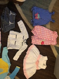 Baby's assorted clothes Manchester, 03104