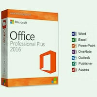 Microsoft Pack Office Version 2016 Nanterre, 92000
