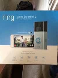 Ring doorbell 2 Fairfax, 22031