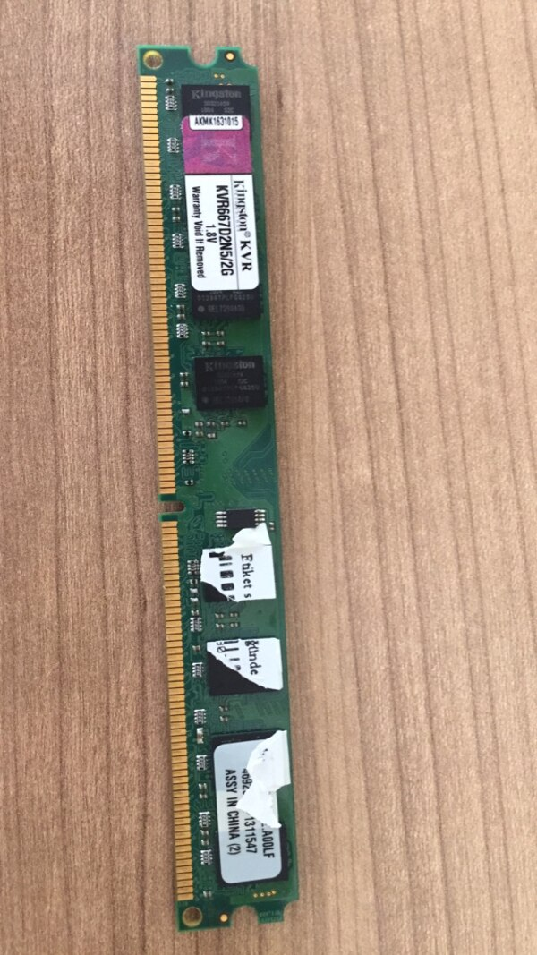 Ram 2GB 667MHz DDR2 8e026c0b-964b-4119-be81-76066e91ff57