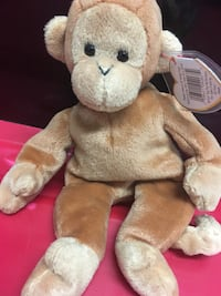 brown monkey plush toy Tampa, 33612