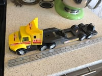 tonka water rescue truck 50151-a hasbro Metal and plastic. Courtice, L1E 0H5