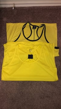 Work out tops $10 each. All are in good condition. Sizes XS to M Laredo, 78045