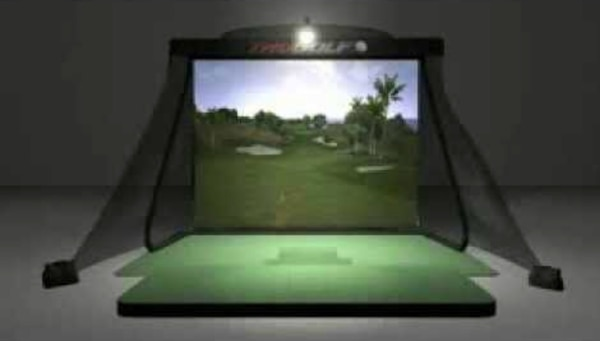 Golf Simulator For Sale >> Trugolf Technique Prestige Golf Simulator