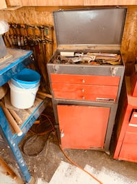 Tool chest and compressor
