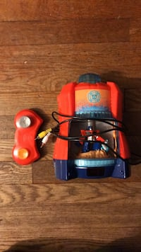 Transformers Plug and play system for TV
