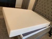 Cal king Mattress by Ashely furniture Bakersfield, 93311