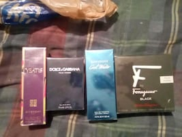Men cologne and Women perfume